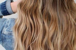 25 Delicate Spring Hair Color For Brunettes Balayage 2021