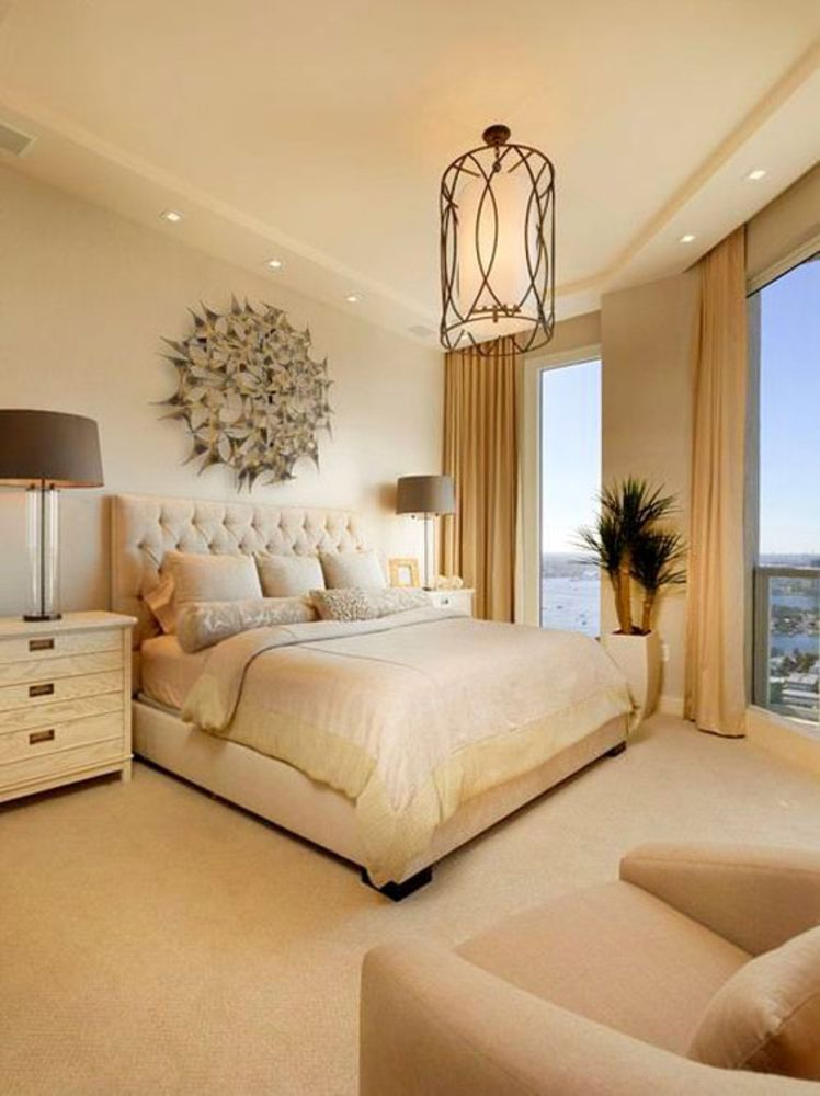 25 Extra Ordinary Diy Room Decors for Couple's Bedroom