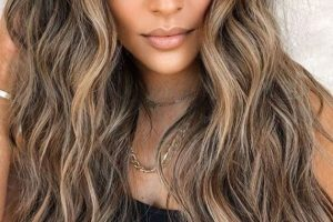 25 Fantastic Hair Color Ideas for Brunettes Which You Cannot Imagine