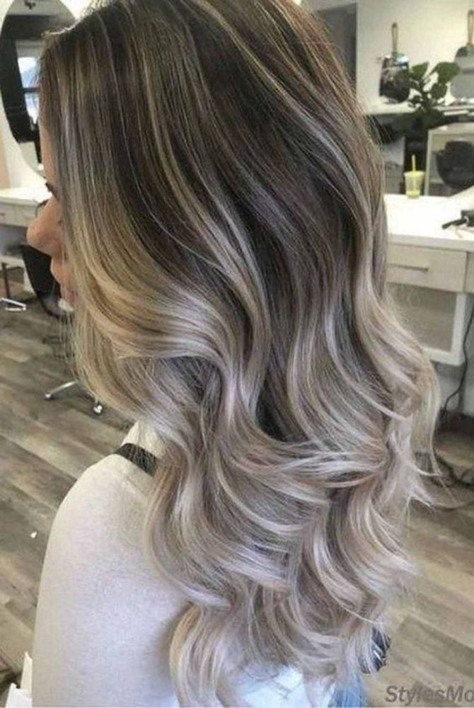 25 Unbelievable Balayage Ash Hair Colors You Can go For