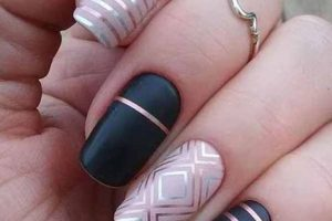 25 Unique Hot Looking Diy Nail Polish Ideas For You