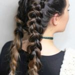 30 Awesome French Braids Hairstyles You Would Love To Try 2021