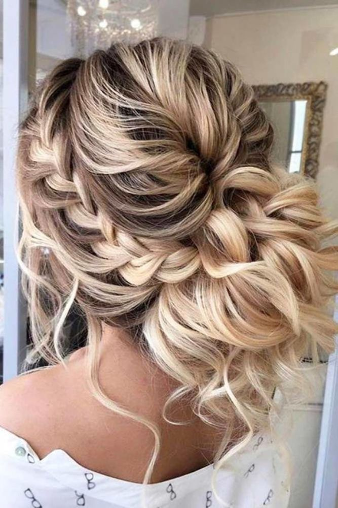 30 Easy Braided Prom Hairstyles