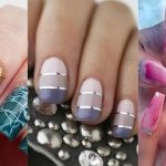 5-Gorgeous-Gel-Nail-Designs-With-Gems-Sparkle-for-you