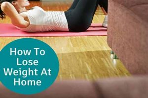 How-To-Lose-Weight-Fast-For-Women-At-Home
