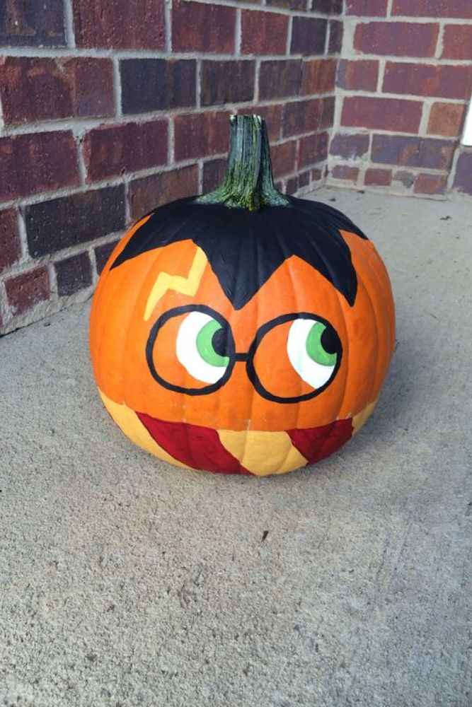 Cute and Whimsical Pumpkin Painting Ideas for Kid