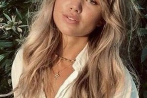 Gorgeous Wavy Hairstyles For Luscious Hair You May Like